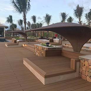 The Introduction of the Application of Wood-Plastic Composite Products