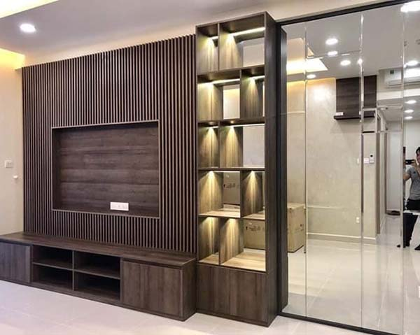 PVC-WOOD wall cladding