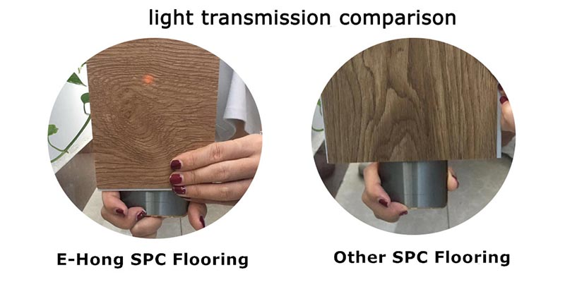 Key Factors that Determine the Quality of SPC Flooring