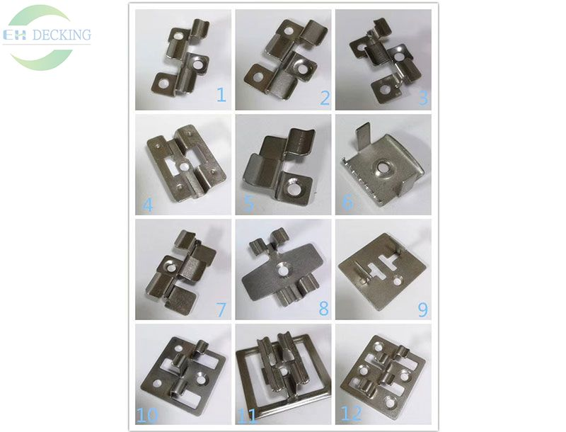 Tools Decking Clips