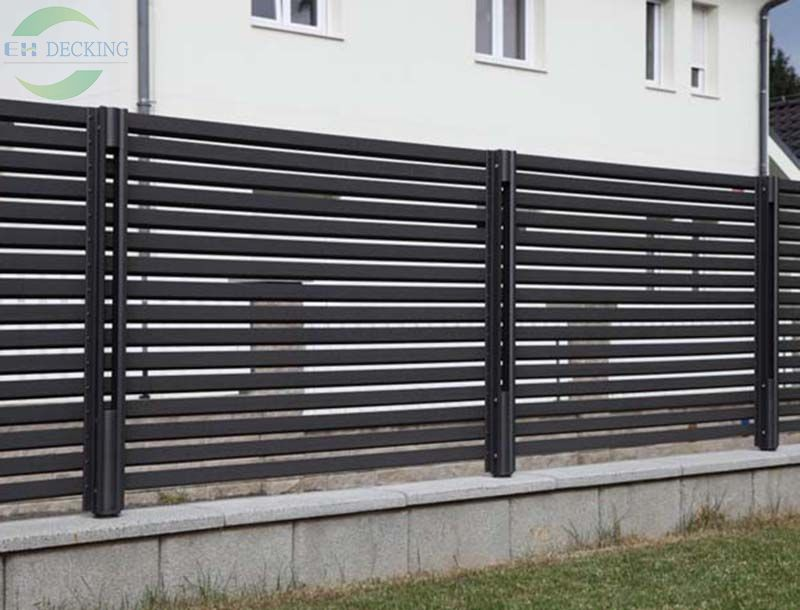 Composite Lattice Fence EHRF38