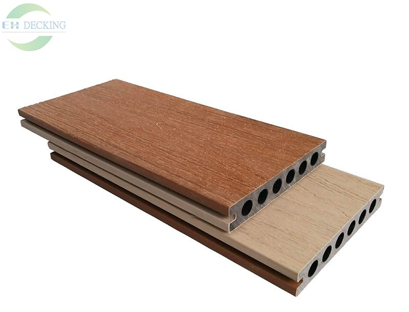 Capped Decking Twin Color EHT138H22