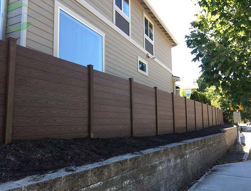 Composite Privacy Fence EHPF158