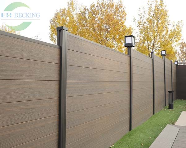 Co-extrusion Composite Fencing