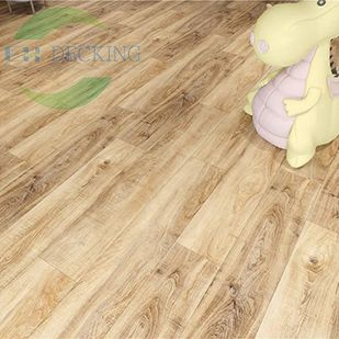 More new surface textures on SPC floor publish